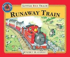The Runaway Train (Adventures of the Little Red Train)-ExLibrary