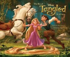 The Art of Tangled by Jeff Kurtti (2010, Hardcover)