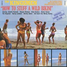 How to Stuff a Wild Bikini by Original Soundtrack CD rock Free Domestic Shipping