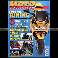 MOTO COLLECTION N°11 ★ SPECIAL PREPARATIONS TUNING ★ Edition 1994 ★ 35 MODELES ★