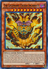 YuGiOh The Legendary Exodia Incarnate - LDK2-ENY01 - Ultra Rare - 1st Edition Ne