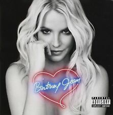 Britney Spears Britney Jean DELUXE EDITION CD - NEW (4 Bonus Tracks)