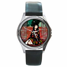Jigoku Shoujo Hell Girl Leather Wrist watch HOT
