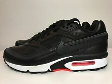 Nike Air Max BW Premium Mens Shoes UK 7 EUR 41 Black White  819523 006