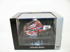 Onyx Racing Motos xm057 Yamaha Yzr 1997 equipo Rainey Set Gibernau # 20 1:24