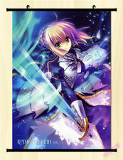 Fate/stay Night Fate Zero Saber Home Decor Anime Japanese Poster Wall Scroll 103