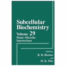 Subcellular Biochemistry Ser.: Plant-Microbe Interactions 29 (2013, Paperback)