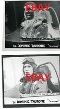 WWII RARE PHOTO 8TH USAAF P-51 ID'D PILOT W/NEGATIVE SCOUT FORCE LT. D. TAURONE