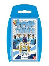 TOP carte speciali 2015/2016 Manchester City FC Football Club Card Game