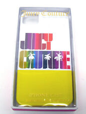 Juicy Couture iphone 4 case Palm Tree Multi Color NIB YTRUTO78