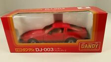 Reduced* Tomica Dandy #DJ-003 Nissan Fairlady Z 300ZX, Competition Red, NEW