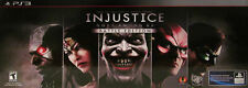 Injustice Gods Among Us Battle Edition With Fightstick BRAND NEW PS4