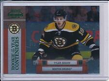 TYLER SEGUIN 2010-11 10-11 ROOKIE OF THE YEAR CONTENDERS RC SP GREEN  2 /50 12