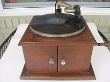 ANTIQUE 1911  VV-IV VICTOR TALKING MACHINE PHONOGRAPH