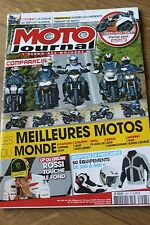 MOTO JOURNAL N°1997 HONDA CROSSTOURER BMW R 1200 GS YAMAHA XTZ SUPER TENERE 2012