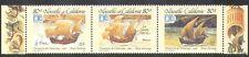 Nueva Caledonia 1992 Columbus/barcos/barcos/Navegación/exploradores/transporte 3v (n38006)