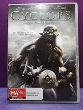 Cyclops (DVD, 2011) A Roger Corman production. VHTF. As new copy.