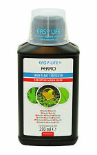 Easy-Life Ferro 250ml Iron Plant Fertiliser for Aquarium Aquatic Plants Tank