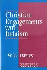 Christian Engagements with Judaism, Davies, W. D., Good Book