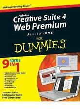 Adobe Creative Suite 4 Web Premium All-in-One Desk Reference For Dummies, Gerant