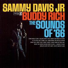#625 SEALED DCC Audiophile CD SAMMY DAVIS, JR.& BUDDY RICH! The Sounds of '66