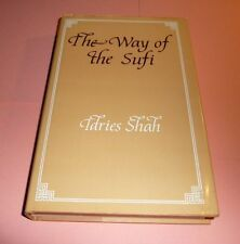 The Way Of The Sufi by Idries Shah  1989 Octagon Press HB  *NEW*