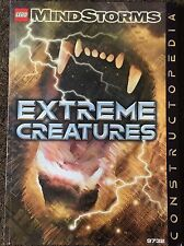 LEGO 9732 Extreme Creatures (instructions book only)