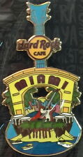 Hard Rock Cafe MIAMI 2016 City Tee T-Shirt Guitar Series PIN on CARD V15 Drums