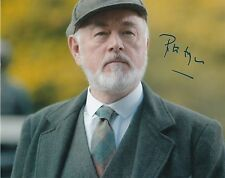 Peter Egan Autographed 8x10 Photo Downtown Abby