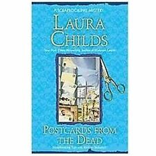Laura Childs - Postcards From The Dead (2014) - Used - Trade Cloth (Hardcov
