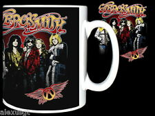 tazza mug music AEROSMITH rock metal scodella ceramica
