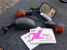 Zx7-r manual de instrucciones espejo usado intermitente Kawasaki