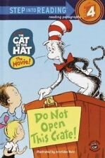 Do Not Open this Crate (Cat in the Hat Step into Reading, Step 4, Library Editio