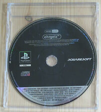 Ehrgeiz - Promo Gioco Completo - New - PlayStation 1 - PSX