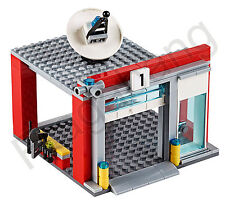 LEGO 60110 City Fire Station: Fire Car  Garage  only (Split From 60110)