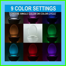 Light Bowl - Toilet Night Light - Glow Bowl Illumibowl - Toilet Potty Training