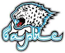 "Barys Astana KHL Hockey Car Bumper Window Locker Sticker Decal 5""X4"""