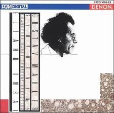Mahler: Symphony No. 5 (CD, BMG, Denon) Inbal, Frankfort Radio Symphony