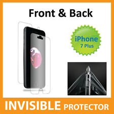 Apple iPhone 7 PLUS Screen Protector INVISIBLE Shield Full FRONT AND BACK