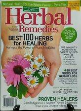 Herbal Remedies 2017 Best 100 Herbs for Healing Plant Medicine FREE SHIPPING sb