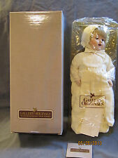 Edwardian Style Doll in Christening Gown by Gallery Originals for Avon - 1984
