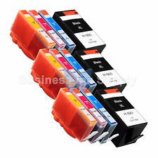 12 PACK 920XL NEW GENERIC 920 HIGH YIELD 920XL w/Chip+INK LEVEL for HP Printer