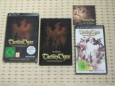 Tactics Ogre Let Us Cling Together Premium Edition für Sony PSP *OVP*
