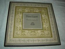 Dinu Lipatti - His Last Recital 2LP Box NM Angel 3556, September 1950 w/booklet