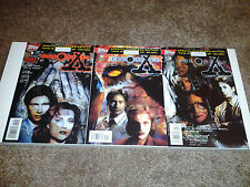 THE X-FILES #1 2 3 (SPECIAL NUMBERED EDITION) 1995