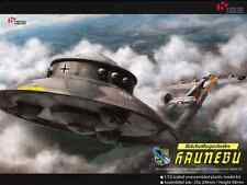 1/72 Empires Flying Disk HAUNEBU Flying Saucers / Hand&Head