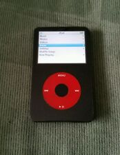 Apple iPod Classic U2 Special Edition Black/Red 30GB Refurbished! 5th Generation
