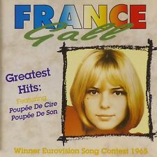 CD - France Gall - Greatest Hits - A307 - RAR