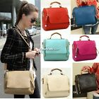 Women Leather Handbag Shoulder Bag Tote Messenger Satchel Purse Crossbody ESY1