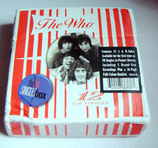 The Who The 1st Singles Box 12 CD EUROPE 2004 RARE